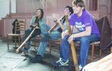 Didgeridooworkshop HardCore Supplies locatie Beets