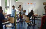 Workshop didgeridoo spelen en maken VMBO te Amsterdam