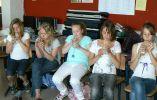 Workshops didgeridoo St. Michaelscollege Zaandam