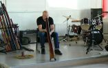 Workshops didgeridoo St. Michaelscollege Zaandam