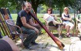Workshop didgeridoo vriendenuitje Deurne