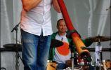 DidgeridooCentrum optreden Niels de Lang & band