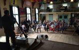 Didgeridoo Workshop Fanfarekorps Wamel juni 2013
