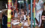Didgeridoo workshop bedrijfsuitje docentendag