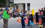 Workshop Pakket Nelson Mandela School Amsterdam juni  2017
