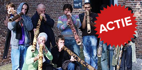 Didgeridoo Actie workshop
